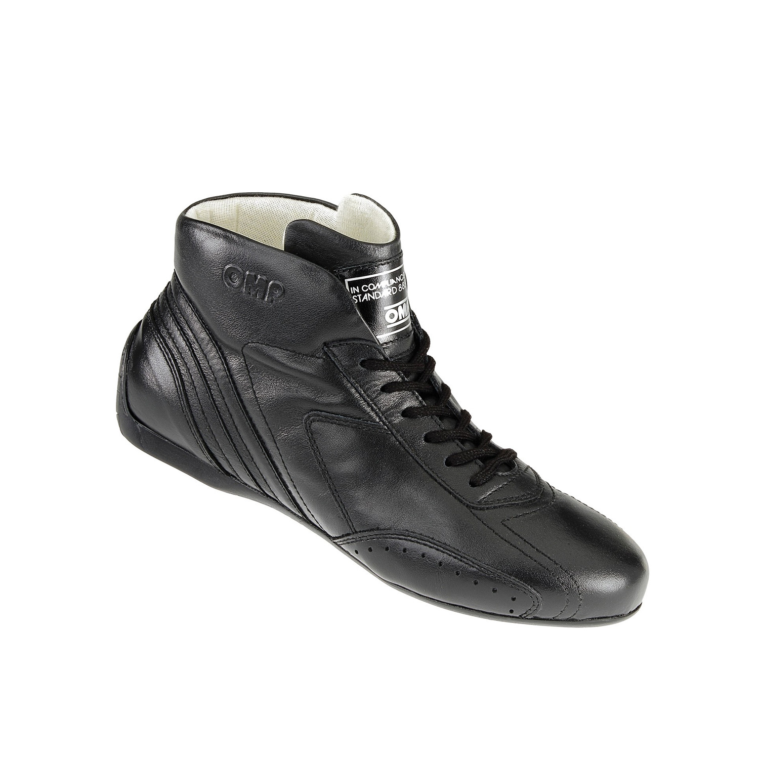 about ShoesFIA428 US Racing Details 5 OMP CARRERA Black New low UK8 zMpLUVqSG