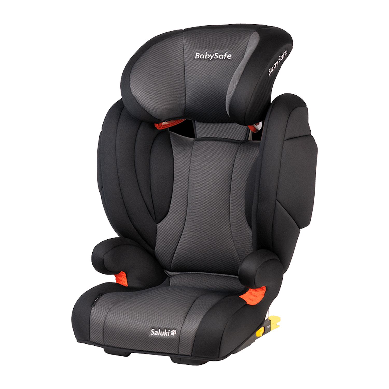 Babysafe Saluki grey-black Child Seat