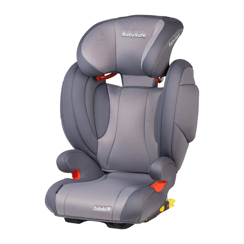 Babysafe Saluki grey Child Seat (15-36
