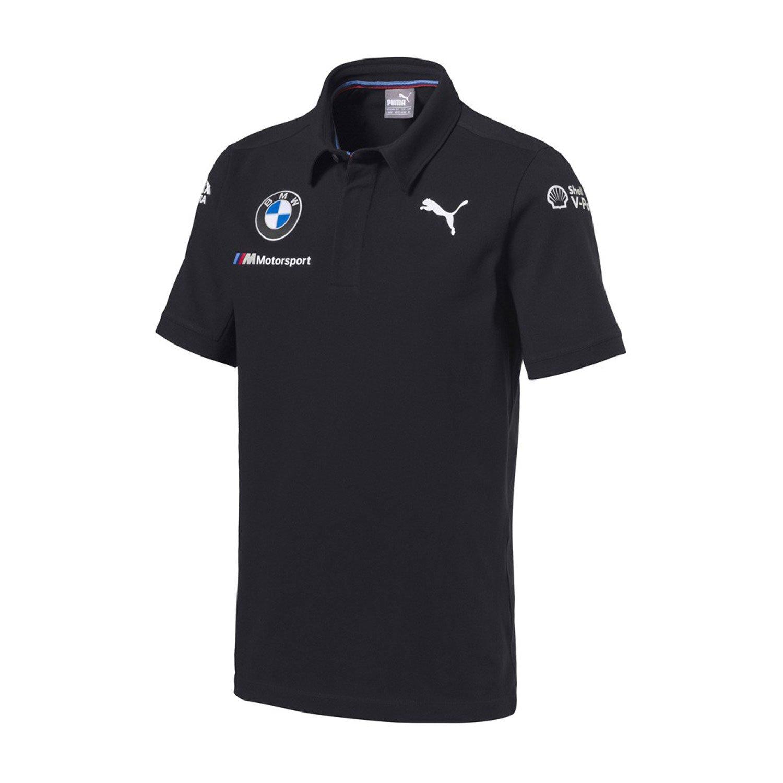 F1 Bmw Motorsport Team Azul Marinho Camisa Polo Clássico ...