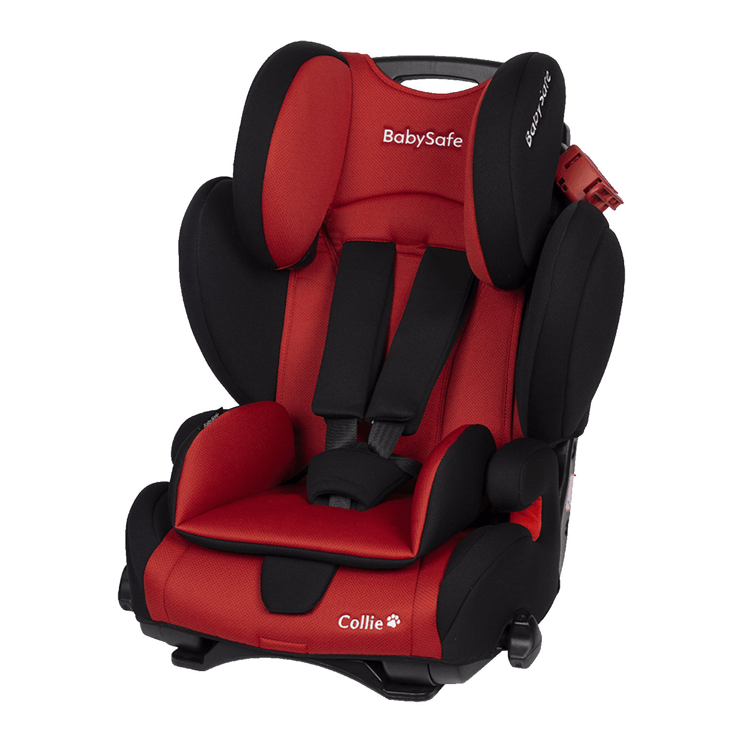 Babysafe Collie red-black Child Seat (9