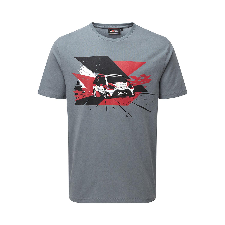 Camiseta Toyota Gazoo Racing Oficial