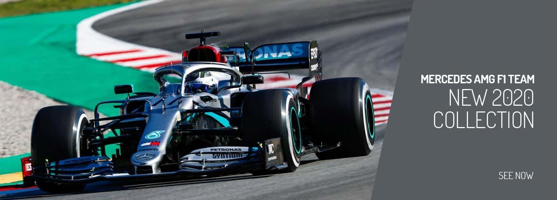 Mercedes AMG Petronas F1 Team 2020