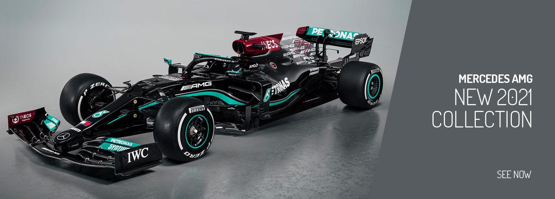 2021 Mercedes AMG Petronas F1 Team