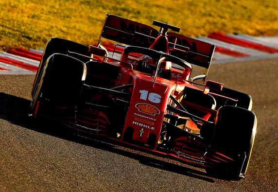 Ferrari F1 Team 2020 Collection