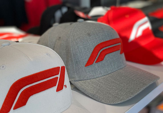 F1 Collection available in our shop