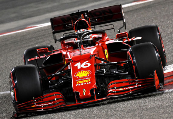 2021 Scuderia Ferrari Mission Winnow collection
