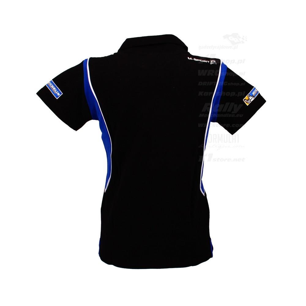 Ford M Sport Wtf Ladies Polo Shirt 2015 Clothing Polo Shirts Shop By Team Wrc Rally Teams