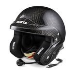 2017 Sparco Italy Prime RJ-9i Supercarbon Helmet (with FIA homologation)