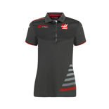 2018 USA Haas F1 Team Ladies Polo Shirt