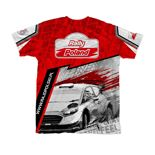 2019 Rally Poland Mens T-shirt red