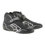 Alpinestars Italy TECH 1-Z Black/Anthracite Racing Shoes (FIA homologation)