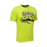 Aston Martin Motorsport Kids' Car T-Shirt Lime