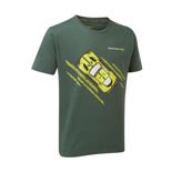 Aston Martin Motorsport Men's Car T-Shirt Green