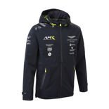Aston Martin Motorsport Men's Team Rain Jacket Navy Blue