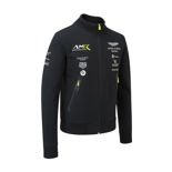 Aston Martin Motorsport Men's Team Sweatshirt Navy Blue