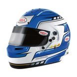 Bell USA RS7 Falcon Blue Full Face Helmet Blue (FIA homologation)