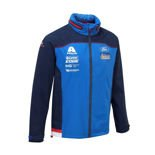 Ford Racing 2018 Men's Team Rain Jacket Blue