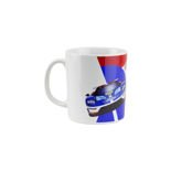 Ford Racing Team Car Mug