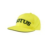 Lotus Racing Flatbrim Kids Cap