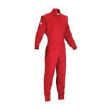MY14 OMP Italy SUMMER red Kids Karting Suit