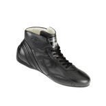 OMP Italy CARRERA low Black Racing Shoes (with FIA homologation)