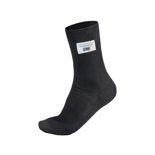 OMP Italy CLASSIC black short socks (with FIA homologation)
