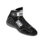 OMP Italy CO-DRIVER Black Racing Shoes (FIA)