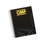 OMP Italy Co-drivers Pad