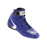 OMP Italy FIRST-S Blue Racing Shoes (FIA)