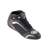 OMP Italy KS-2 Black Karting Shoes