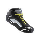 OMP Italy KS-3 Black Karting Shoes