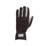 OMP Italy NEW RALLY Black Racing Gloves