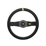 OMP Italy RALLY Suede Steering Wheel
