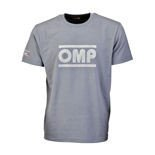 OMP Italy Racing Spirit Men's T-Shirt grey
