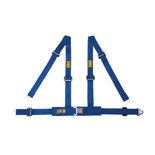 OMP Italy Road 4 - points Safety Belts ECE, DA507 Blue
