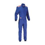 OMP Italy SPORT Blue Racing Suit (with FIA homologation)