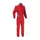 OMP Italy SPORT Red Racing Suit (with FIA homologation)