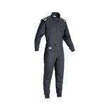 OMP Italy SUMMER-K Kids black Karting Suit