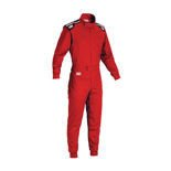 OMP Italy SUMMER-K red Karting Suit
