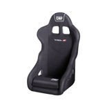 OMP Italy TRS MY14 black Racing Seat (with FIA homologation)
