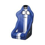 OMP Italy TRS PLUS MY14 blue Racing Seat (with FIA homologation)