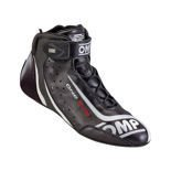 OMP ONE EVO Racing Shoes black (FIA homologation)