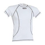 Sparco Italy Basic fan t-shirt white