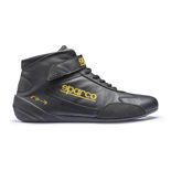 Sparco Italy CROSS RB-7 Black Racing Shoes (with FIA homologation)