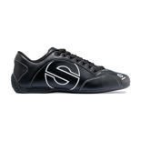 Sparco Italy Esse Shoes Leather Black