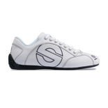 Sparco Italy Esse Shoes Leather White