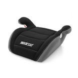 Sparco Italy F100K Black and Grey Child Seat (15-36 kg) (33 - 79 lbs)