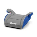 Sparco Italy F100K Grey Child Seat (15-36 kg) (33 - 79 lbs)