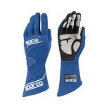 Sparco Italy Gloves ROCKET RG-4 blue (FIA Homologation)